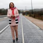 Première route solaire de France