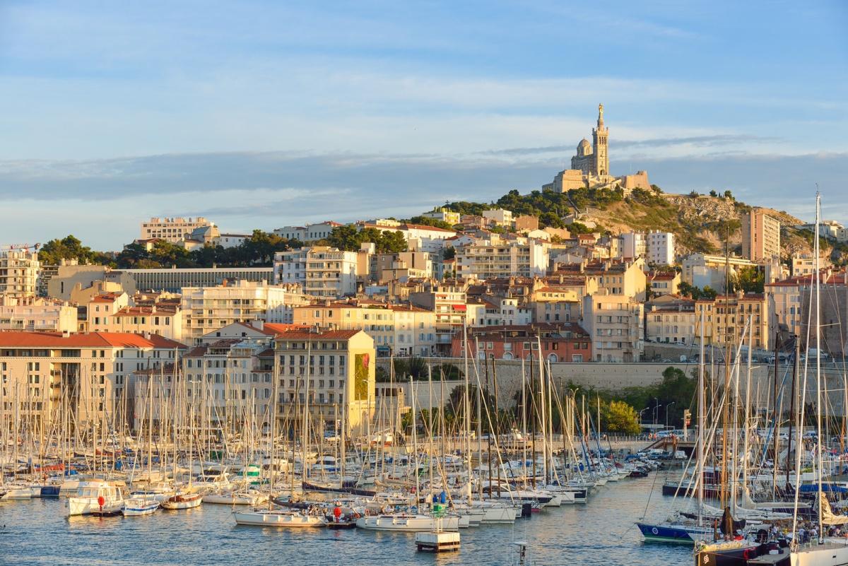 #5 lieux incontournables à Marseille...