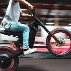 Le CAB Recon : un «vélo» électrique qui file à 100 à l'heure !