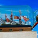 Questions #2 : Comment fait-on pour mettre en bouteille des bateaux miniatures ?